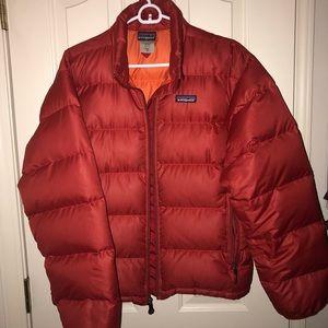 Men's Patagonia Down Jacket, small
